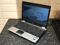 HP Elitebook 8440p i5 Processor 6 Gig RAM Windows 7 Webcam Bluetooth USB