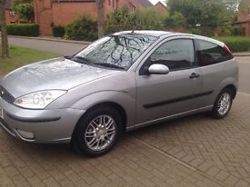 Ford Focus only £295
