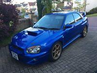 Subaru wrx turbo must see