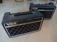 Vox Escort vintage busker amplifiers