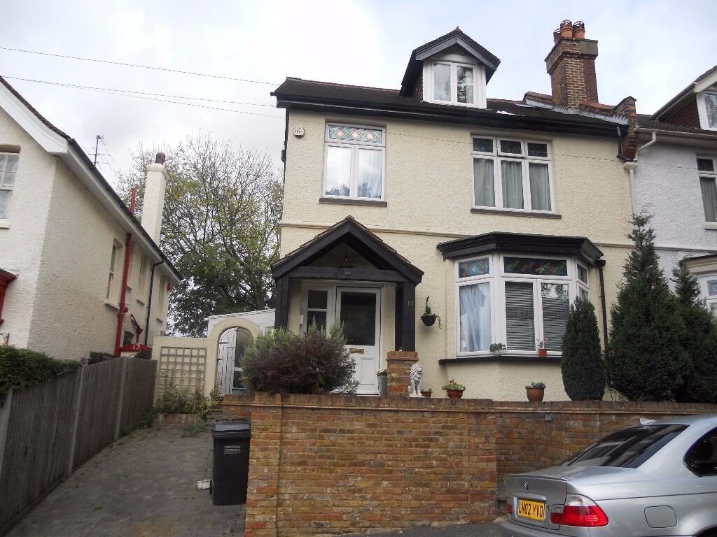 1 Bedroom Flat||ALL BILLS INCLUDED||Conversion||Furnished||Croydon||Available Now!