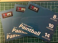 IPG Paintball Tickets (Free Paintballs)