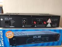 SPL 300W Amplifier