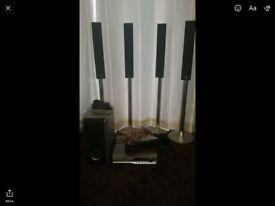 Sony Surround Sound System full kit !