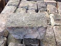 Granite Stone Setts