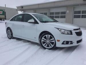 2014 Chevrolet Cruze 2LT (Remote start, Colored Touch, Heated Le