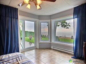 425 000$ - Bungalow à vendre à St-Prime Lac-Saint-Jean Saguenay-Lac-Saint-Jean image 6