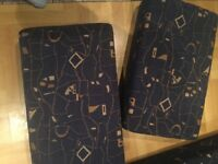Campervan Cushion Covers plus ONE large foam cushion and cover