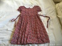 Stunning age 8 John Lewis Heritage Collection dress. Ideal for Christmas.