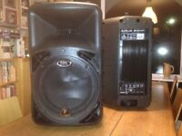 "Behringer B412DSP 600W 12"" Active Loudspeakers (pair)"