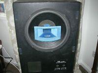JBL/UREI 809A Time Align Studio Monitors