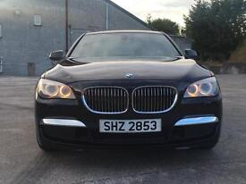 BMW 7 SERIES 730d M SPORT **LOW MILES** IMMACULATE