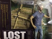 "McFarlane Toys 6"" LOST Series 2 with sound & props - Sawyer"
