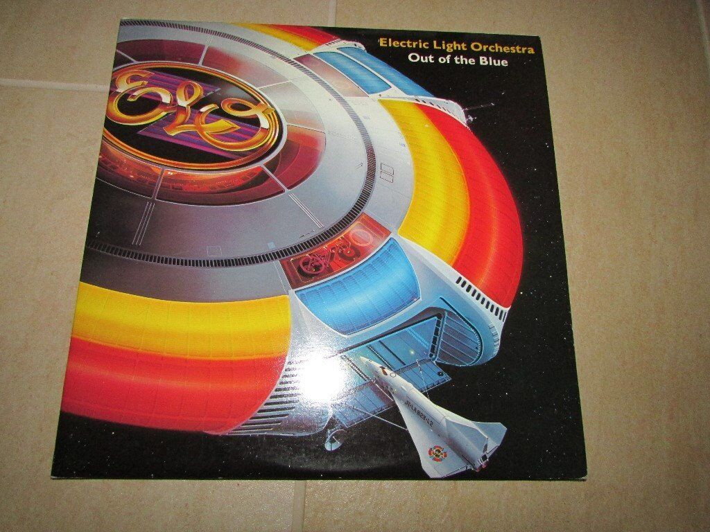 ELO - OUT OF THE BLUE price reduction
