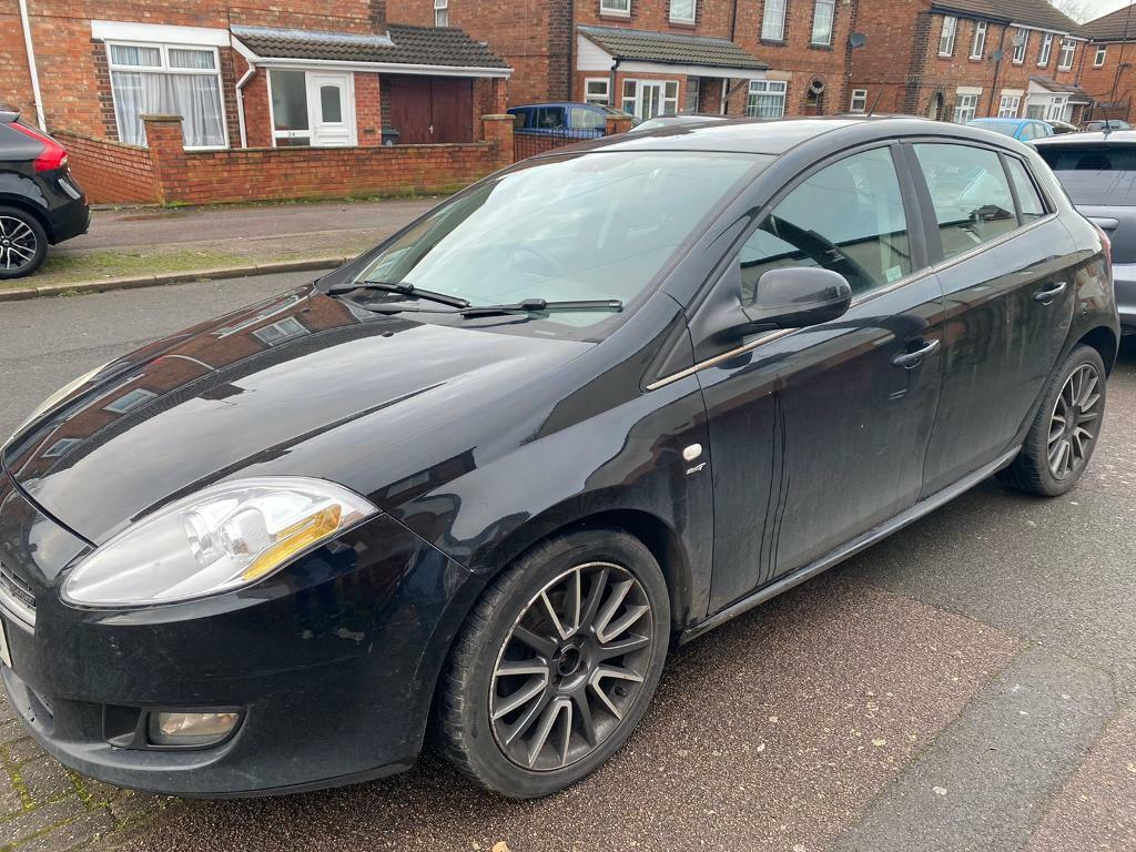 Fiat Bravo 08 In Leicester Leicestershire Gumtree