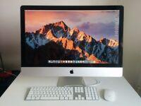 """Apple iMac 27"""" i5 Quad Core 32G"""