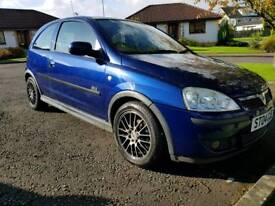 Corsa 1.2 sxi done 95k moted 05/18 swap/px