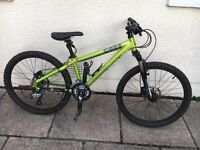 Genesis Core jr 24 kids mountain bike - excellent condition