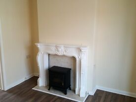 Fully refurbished 3 bed end terrace house for rent, in quiet area close to schools and shops