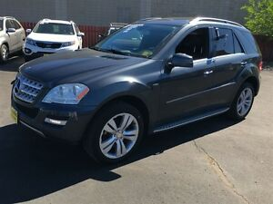 2011 Mercedes-Benz M-Class ML350 BlueTEC, Automatic, Navigation,