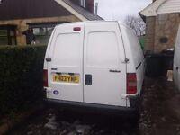 2003 03 Fiat Scudo Van 2.0jtd (hdi) 107k, 2 owner,7 months mot, very clean van, spares or repair
