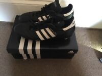 Adidas Original word cup boots size 9