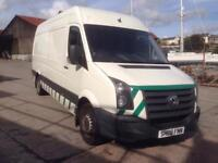 2008 Volkswagen Crafter cr35 109 LWB Px welcome