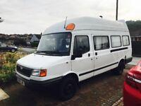 Campervan LDV Convoy