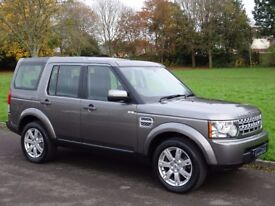 2011 Land Rover Discovery 4 3.0 SD V6 GS 5dr - 7 SEATS - AUTOMATIC GEARBOX