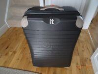 1 x Large Size IT Hard Shell Expandable Suitcase