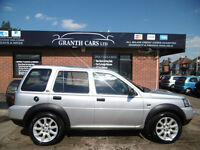 Used LHD Land rover Freelander STD4 2004, Immaculate condition