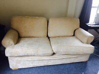 Very comfy sofa £20!