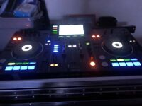Pioneer xdj rx controller + flight case IMACULATE CONDITION