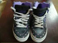 Girls Vans trainers size 1.5