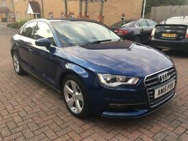 Audi A3 1.4 Tfsi S Tronic 4dr Saloon Finance Available Genuine low Milage