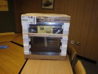 N.E.F Electric Oven - Built In - Stainless Steel - B45M52N3GB