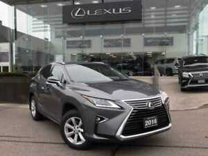 2016 Lexus RX 350 AWD Backup CAM Sunroof Bluetooth