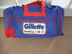 Gillette WorldCup USA 1994 Sports Bag