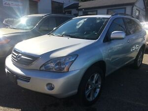 2008 Lexus RX 400h Hybrid | Leather | Navi | Amazing Condition