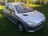 2004 Peugeot 206 GLX 2.0 HDI (90bhp) - Turbo Diesel - Cheap Tax - 5 Door