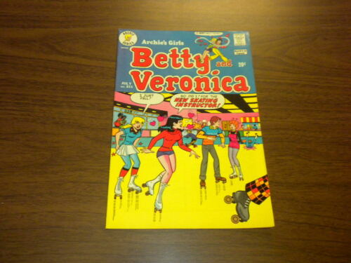 BETTY AND VERONICA #211 Archie