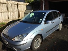 For Sale Ford Focus 1.6 Petrol