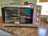 Morphy Richards mini oven. Only used for 3 weeks