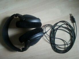 RARE SENNHEISER HD570 AUDIOPHILE HEADPHONES.
