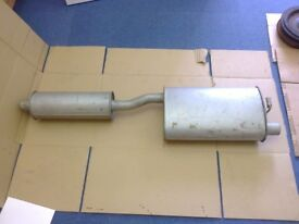 Mk3 Ford Transit 2.5D 2.5DI New Genuine Ford Exhaust Silencer 1986>1988