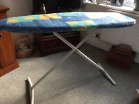 Folding Ironing Board with cover