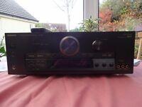 Technics AV Control Stereo Receiver - Model SA-DA8 100 watts per channel