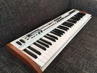 Arturia Analog Experience 61 Midi Keyboard The Laboratory Keylab