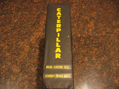 Cat Caterpillar Diesel Electric Set Standby Generator Shop Repair Service Manual