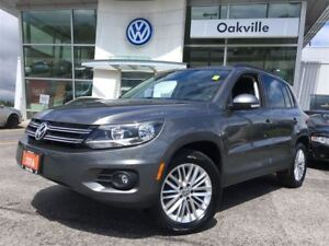 2016 Volkswagen Tiguan Special Edition AWD Bluetooth
